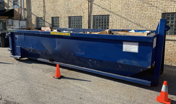 Oak Creek Dumpster Rental