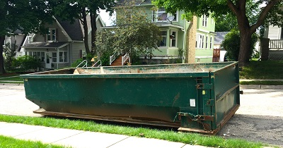 Roll-Off Dumpster Mequon