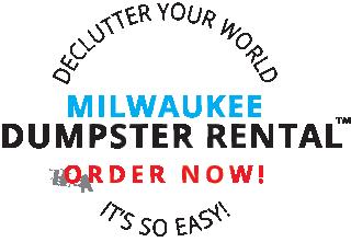 Milwaukee Junk Removal | Garbage Pickup Services | Milwaukee Dumpster Rental Wisconsin's Garbage ...